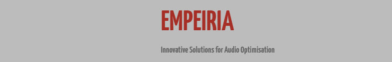 Empeiria Audio : nouvel arrivant mais pas un inconnu